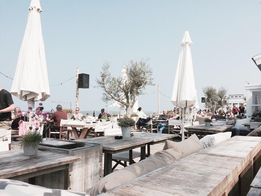 Branding Beach Club Noordwijk Hotspot Travel
