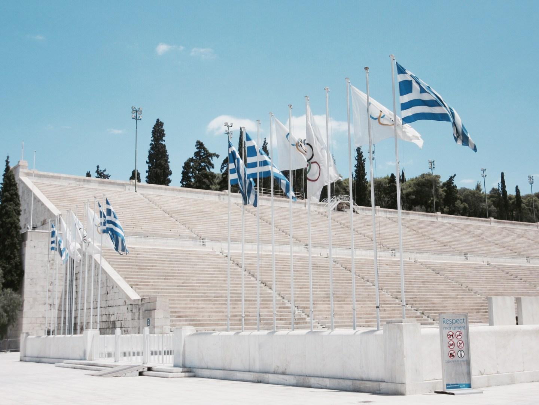 Athens Greece Travel Diary