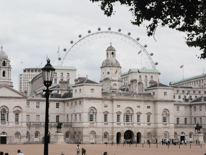 London Travel Diary