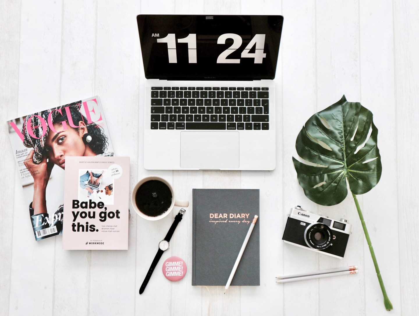 Nothing Will Work Unless You Do | Inspiration: Organization & Productivity