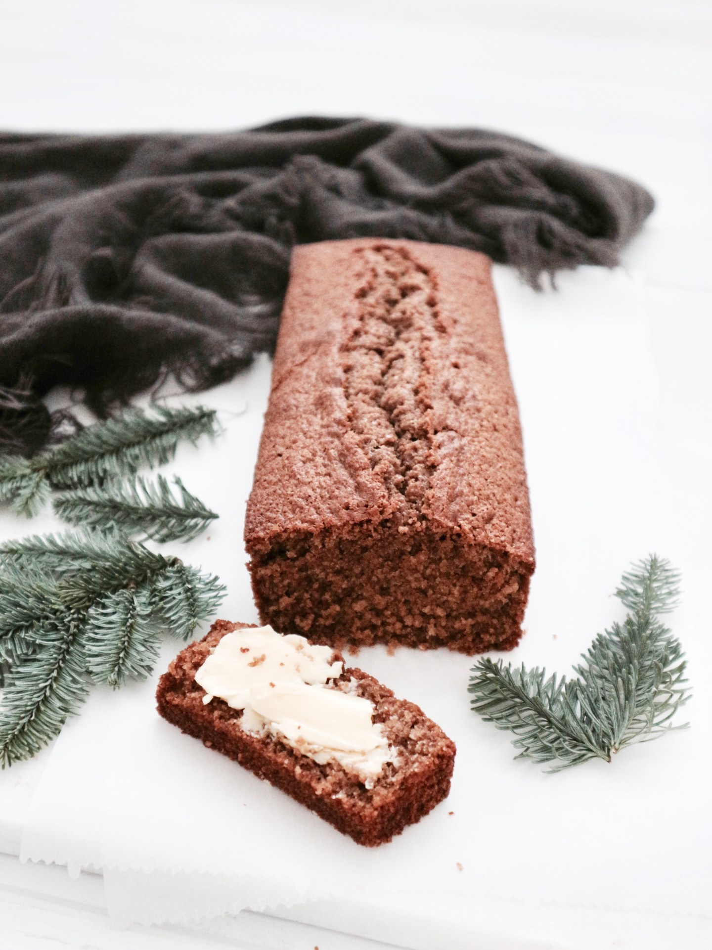 Spiced Cake Recipe Winter