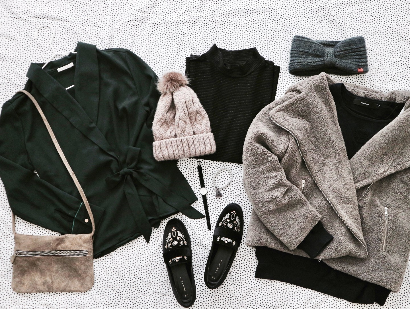 What My Winter Wardrobe Consists Of This Year | Essentials: Winter
