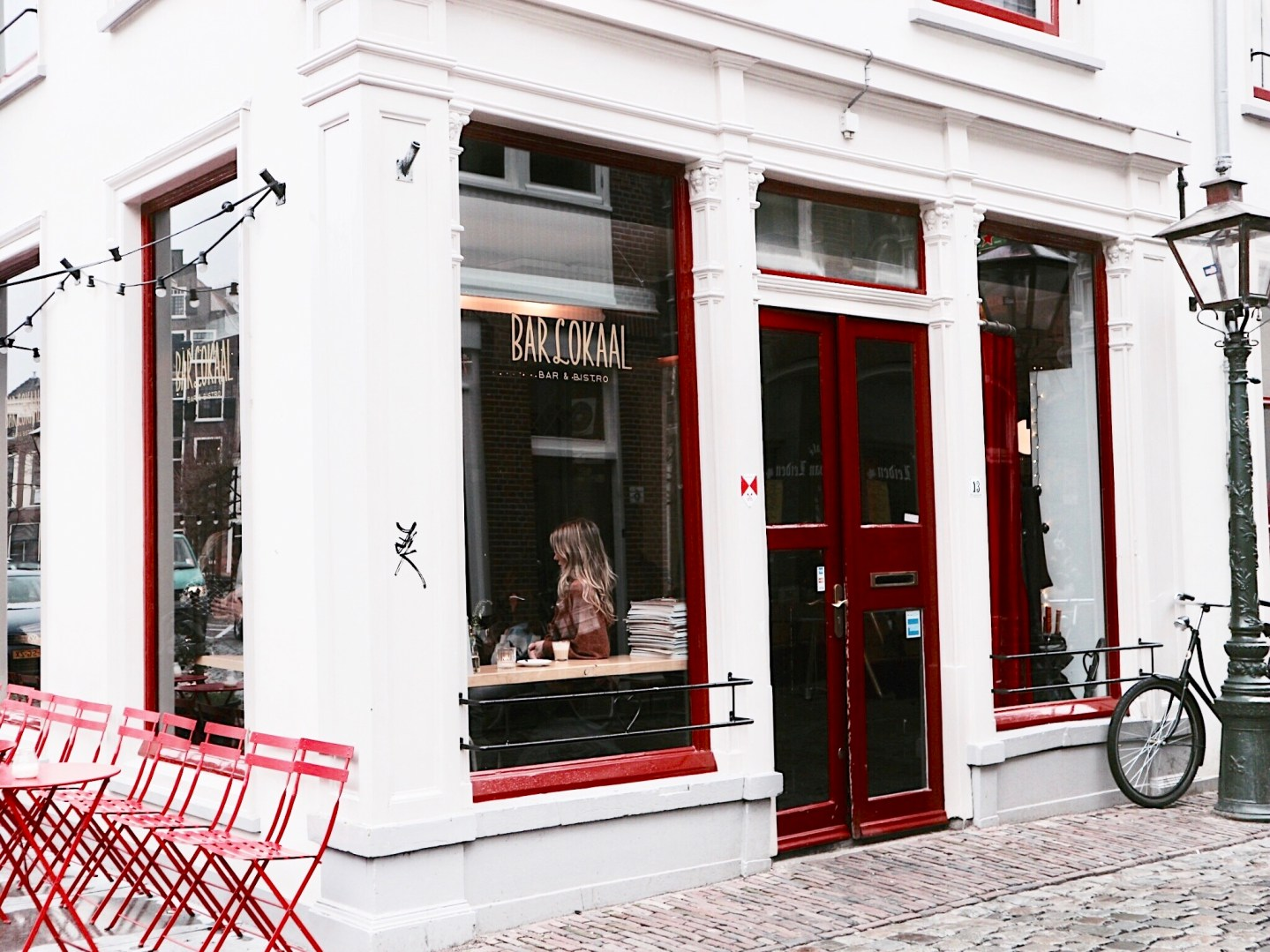 A Quick Breakfast, Cozy Lunch, Shared Dining & Everything In Between | Bar Lokaal, Leiden