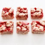 Strawberry Crumble Squares Recipe