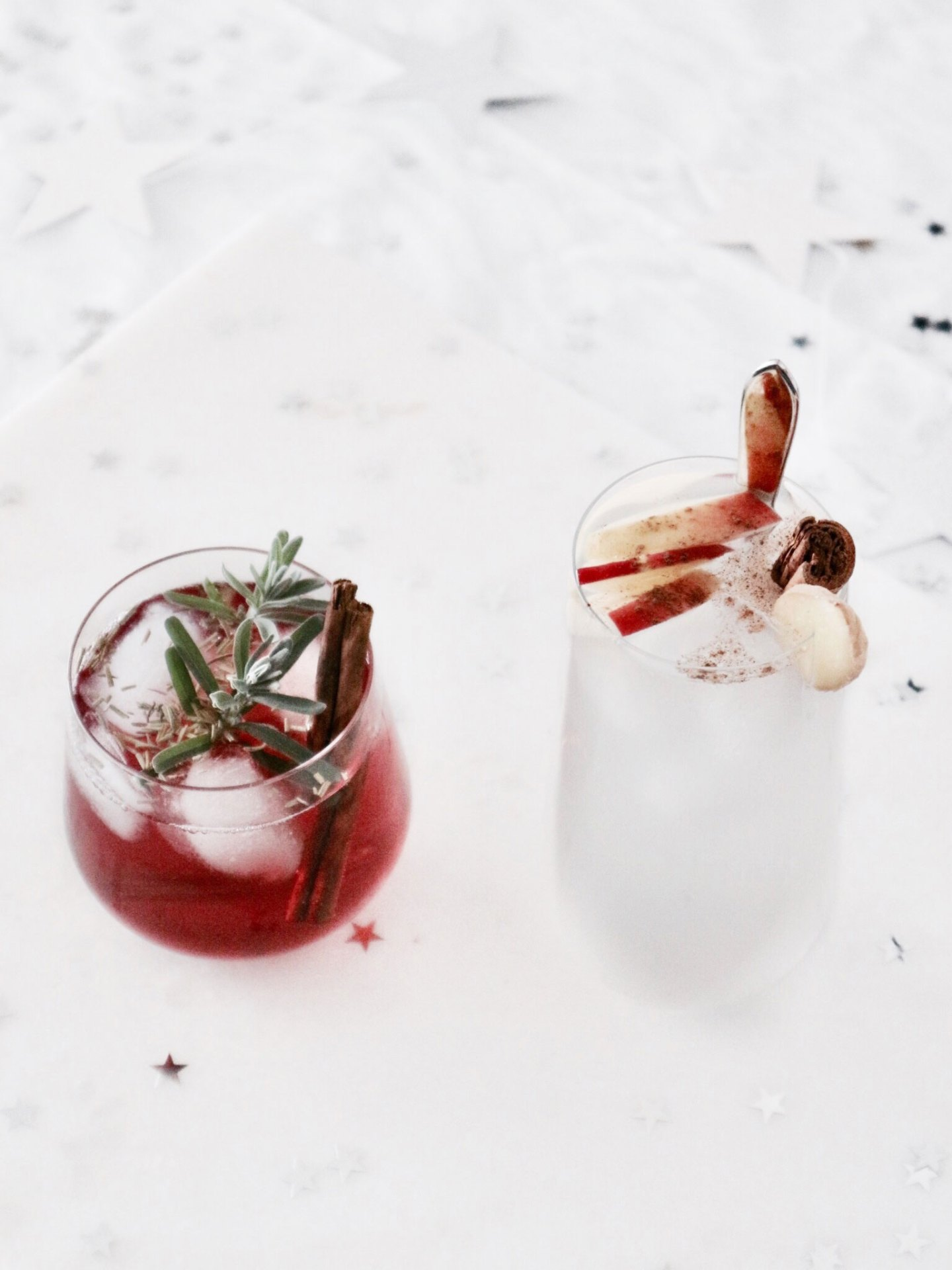 Get Into The Christmas Spirit With These Festive, Non-Alcoholic Drinks | Mocktails