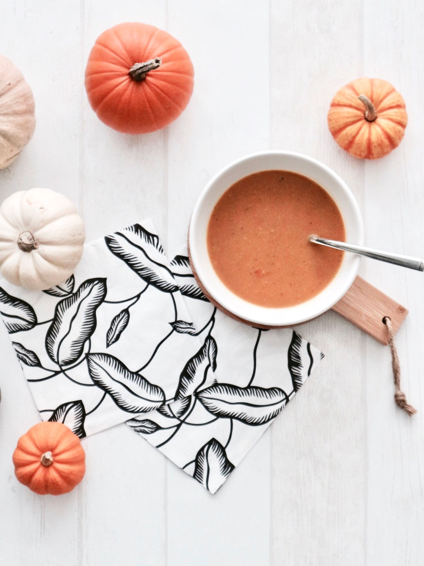 You Either Love Pumpkin Season Or You Are Wrong | Homemade Pumpkin Soup
