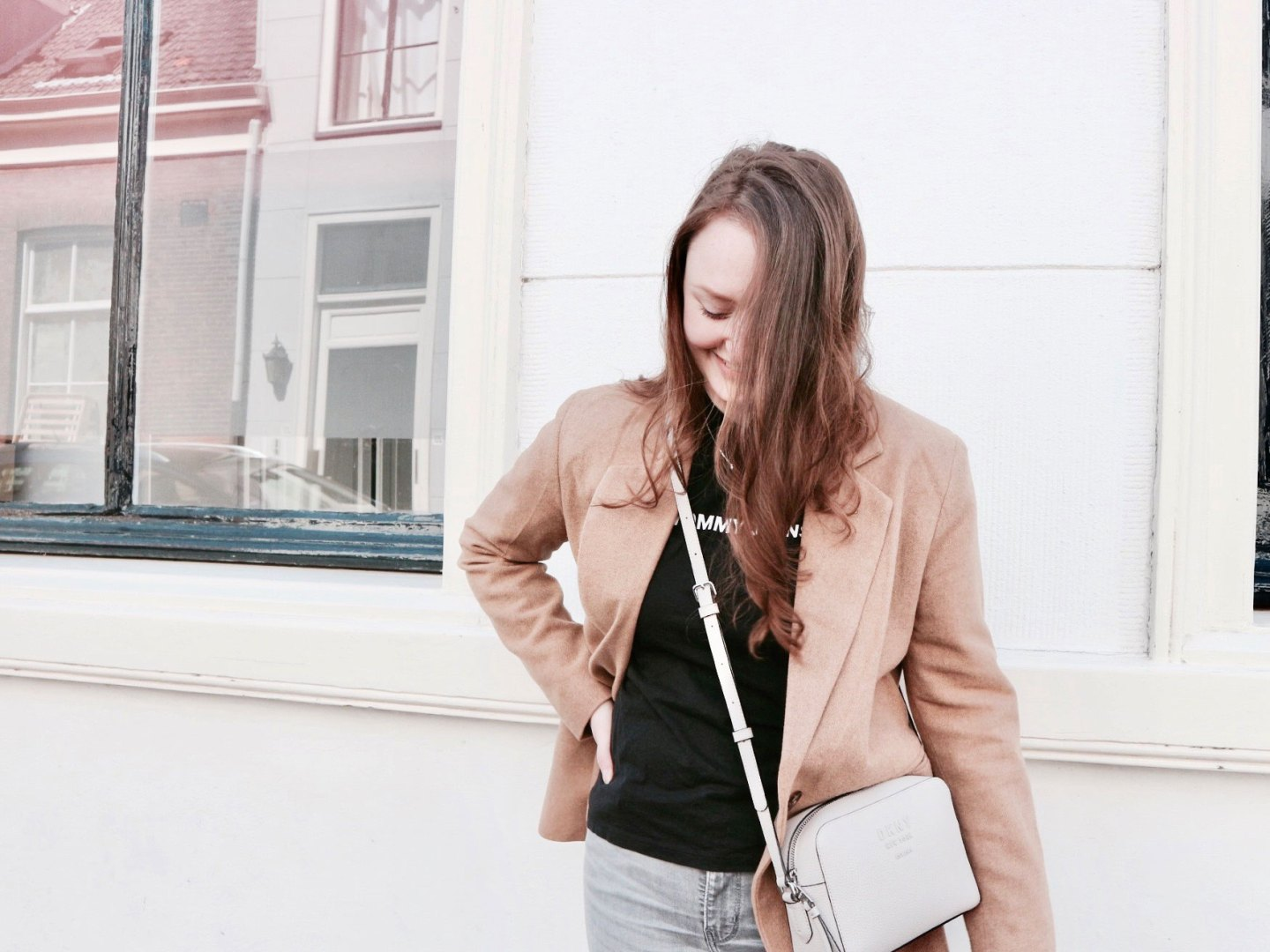 Let's Talk About My Love For Blazers | Outfit