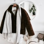 Winter Coats Inspiration Faux Fur Zara