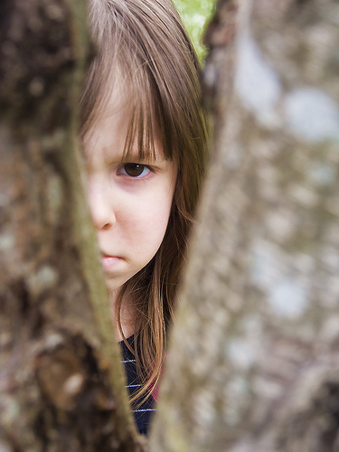6 Ways to help an angry child