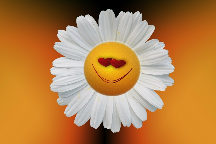 smiling face photo