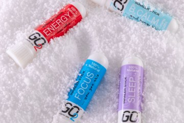 Boost wellbeing and fight low winter mood with essential oil inhaler sticks