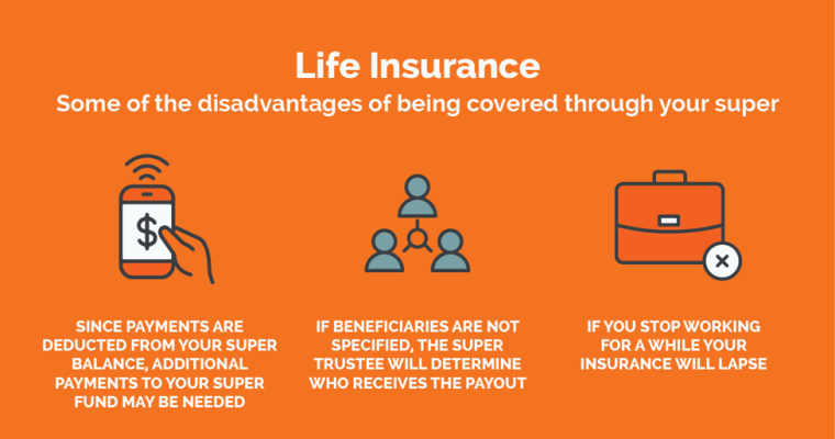 How insurance through Superannuation offers complete peace of mind