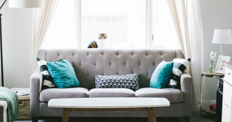 4 Tips to Furnishing Your Apartment