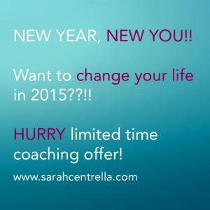sarah centrella life coach