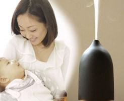 赤ちゃん 寝室 加湿器
