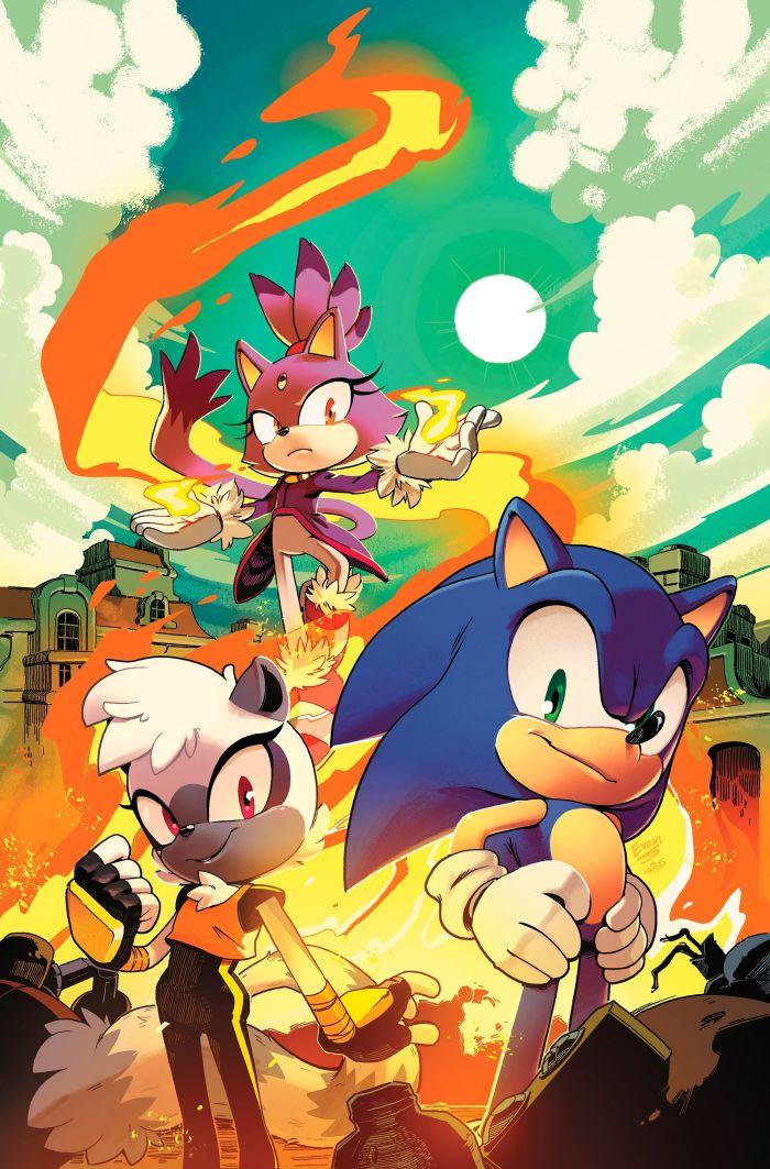 Tangle Sonic The Hedgehog