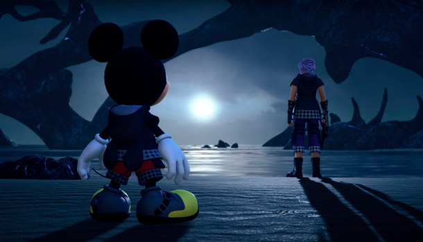 Don't Think Twice Kingdom Hearts III