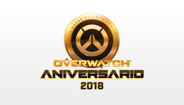 Overwatch Aniversario 2018