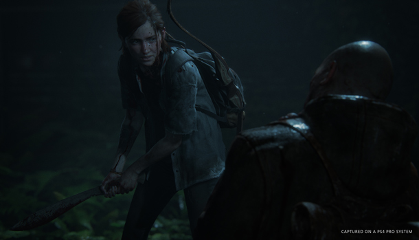 The Last of Us Part II E3 2018