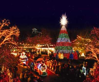Silver Dollar City Christmas.Blast From The Past Silver Dollar City S Old Time Christmas