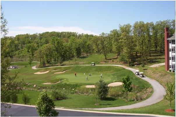 Golf-Condo