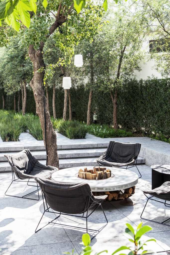 The Best of: Modern Outdoor Furniture - Thou Swell on Modern Backyard Patio id=22619