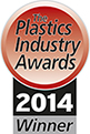 2014 plastics industry award winner