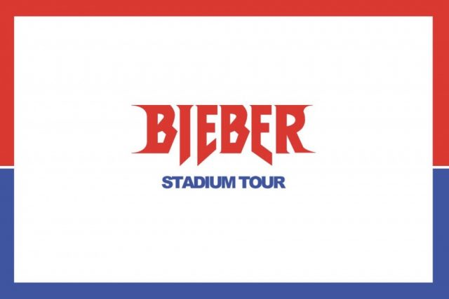 "H&M ""Justin Bieber's Stadium Tour Merch (เริ่มจำหน่าย 15 ก.ย.60)"