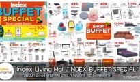 Index Living Mallโบรชัวร์ เฟอร์นิเจอร์ อินเด็กซ์ ลดราคา พฤษภาคม 2562