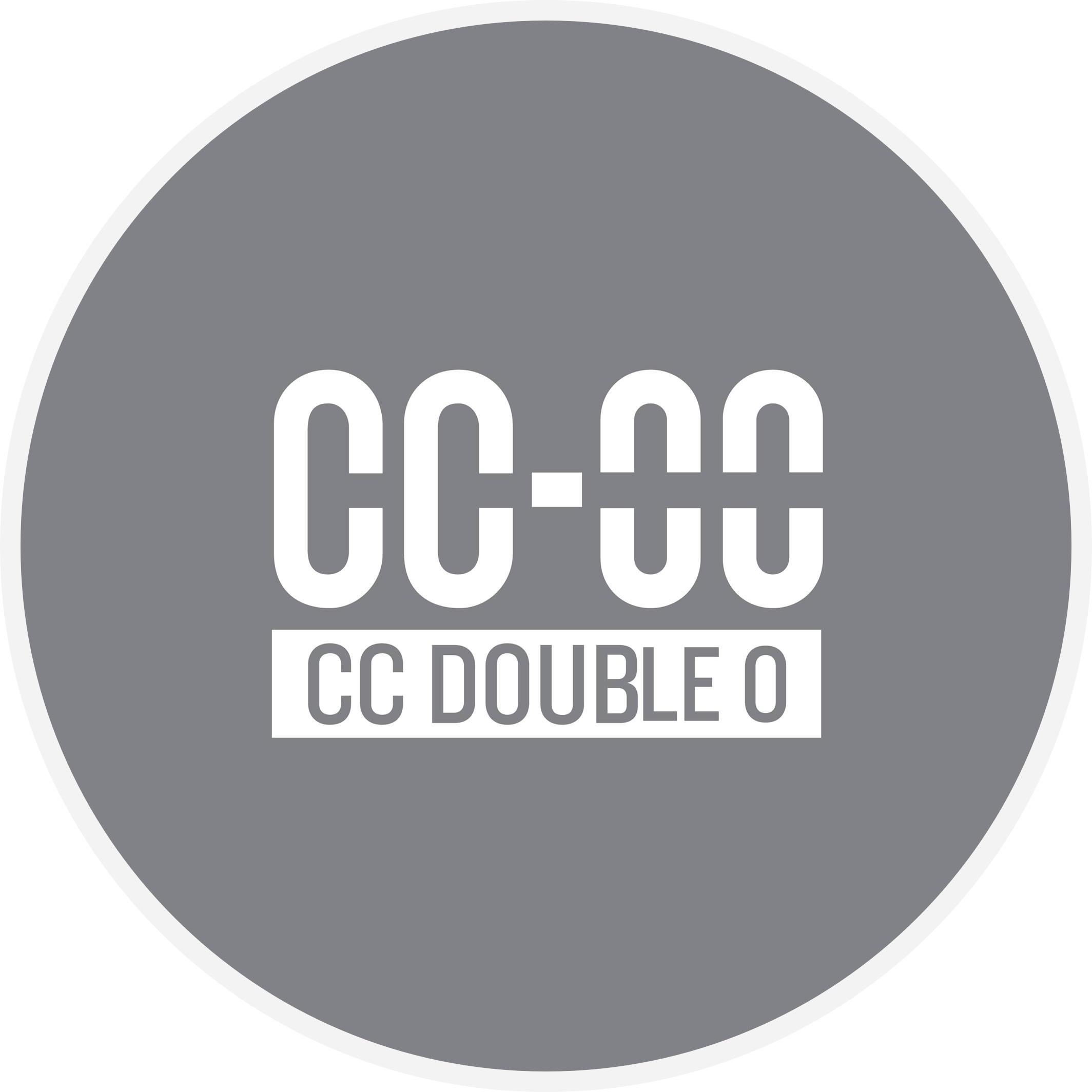 CC-OO CC DOUBLE O