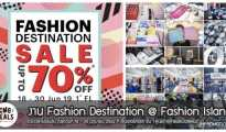 งาน CMG Fashion Destination ที่ แฟชั่นไอส์แลนด์ (18 - 30 มิถุนายน 2562)