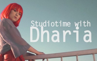 Diaries by Thrace: Studiotime with Dharia