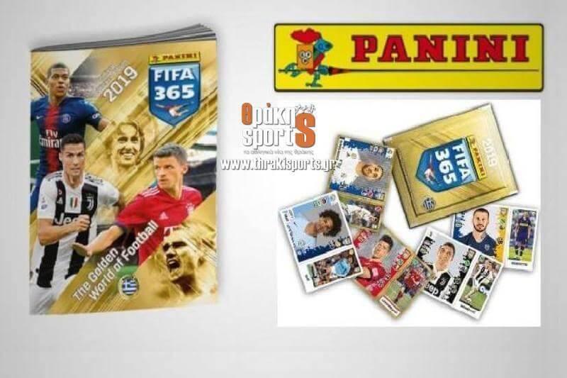 Αποτέλεσμα εικόνας για panini fifa 365 thrakisports