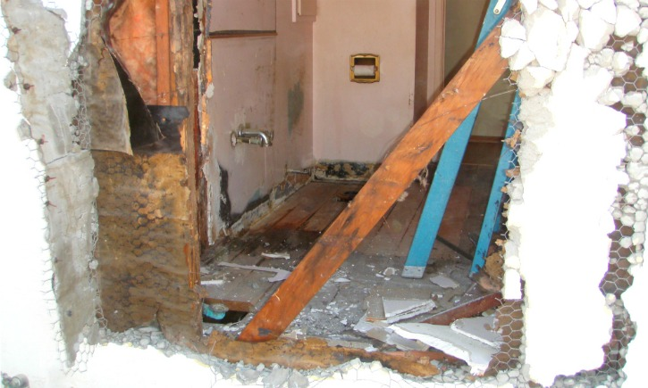 Savvy Buyers Turn Termite Repairs Into A Free Remodel
