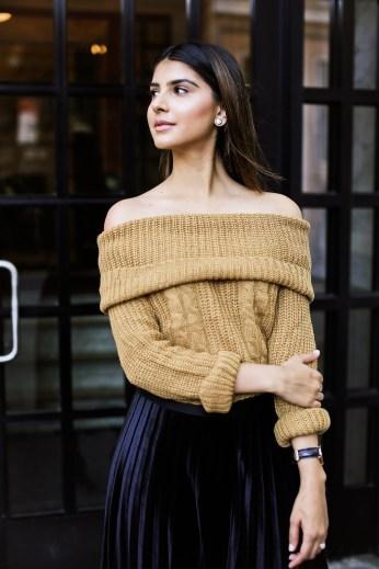 chunky sweater - TOBI