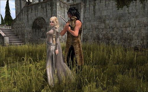 My Knight in Shinning Armor