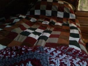 coruroy quilt
