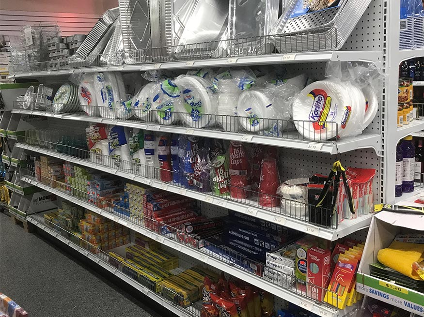 Three Brothers in Baltimore has a Dollar Plus Store. Save on disposable plates & cups, food serving containers & storage and more!
