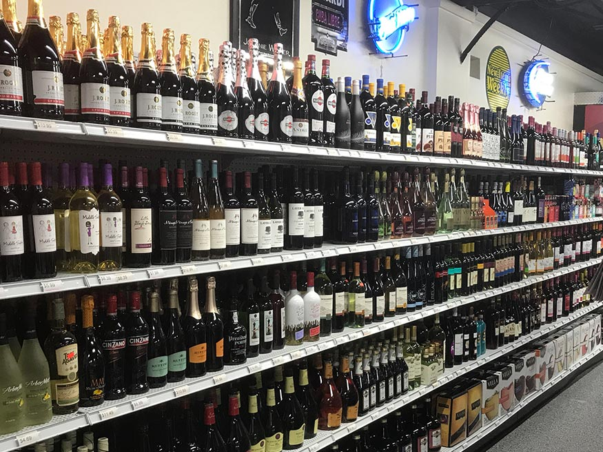 Three Brothers in Baltimore sells discount wine, beer and liquor. We guarantee the lowest prices in the state on beverages with no gimmicks and no limits on quantities.