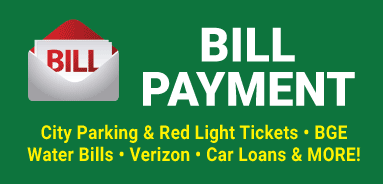 Bill Payment in Baltimore City