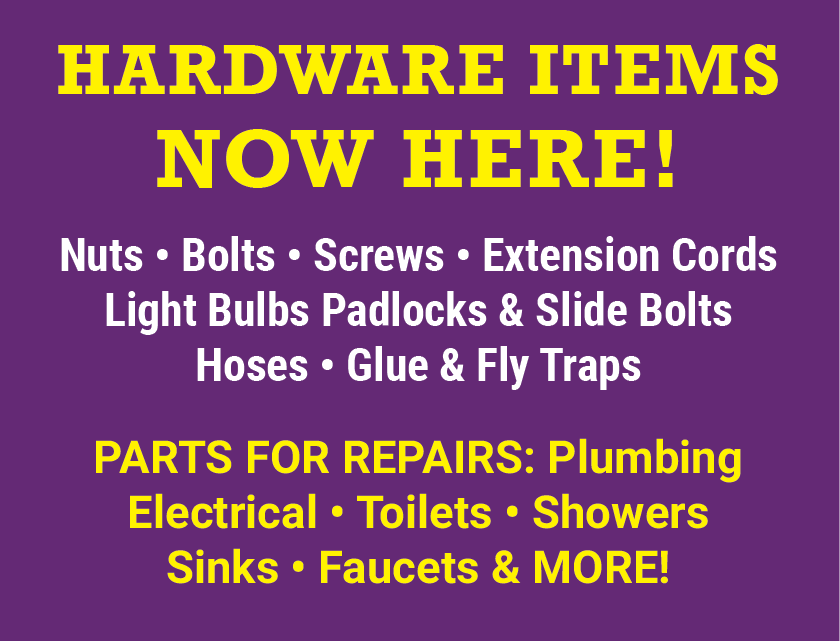 Hardware Items in Baltimore