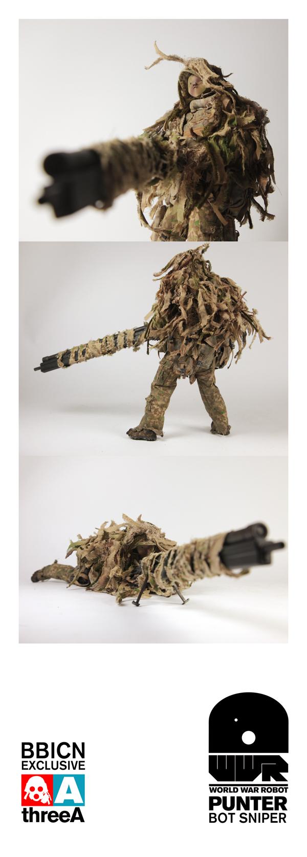 Bot Sniper Punter II