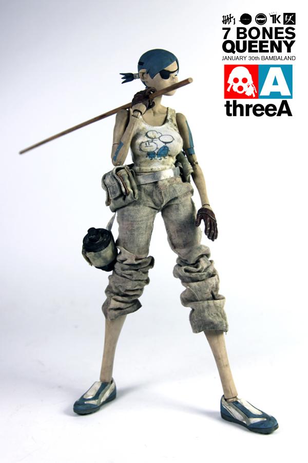 7 Bones Queen