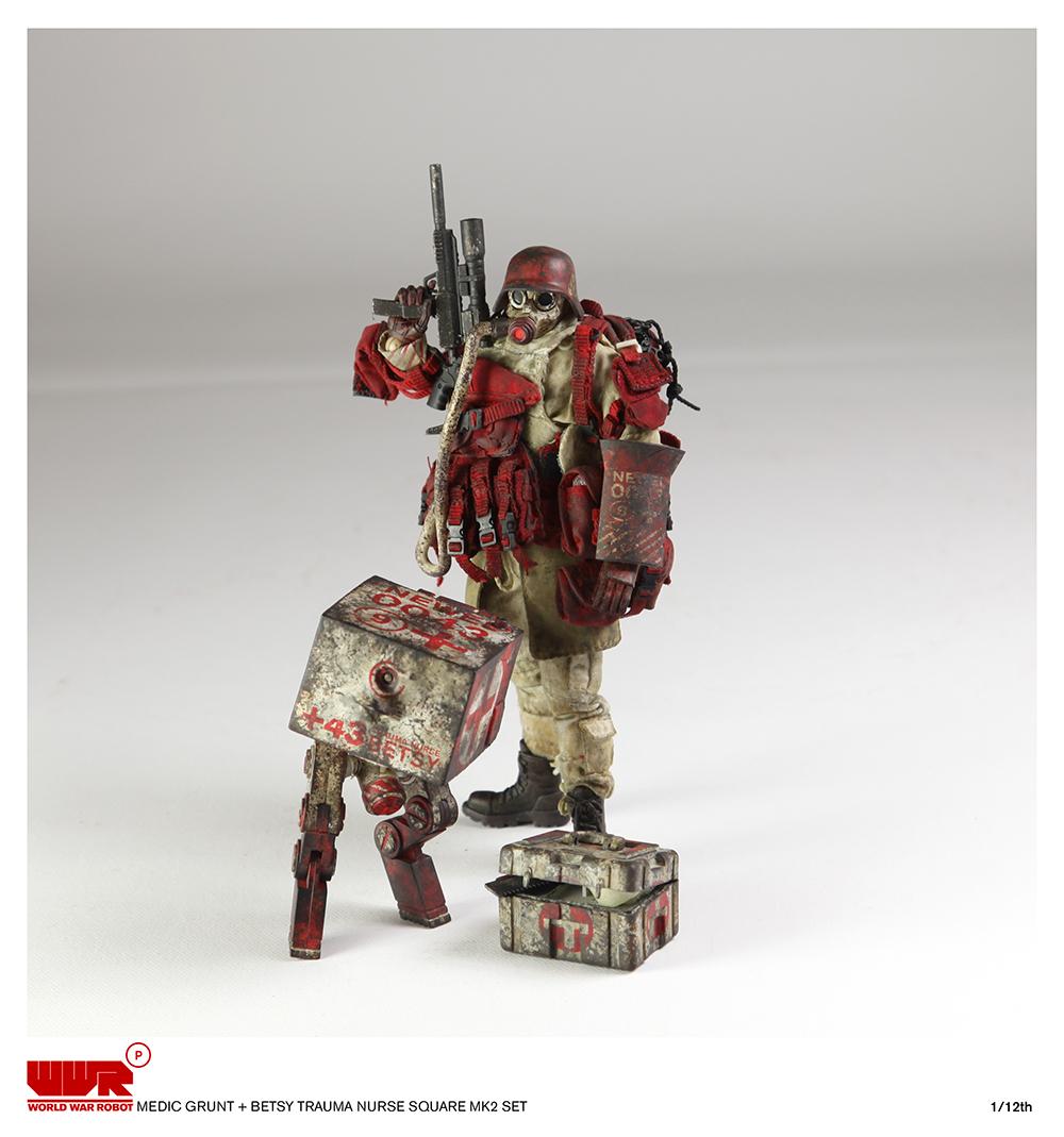 Medic Grunt