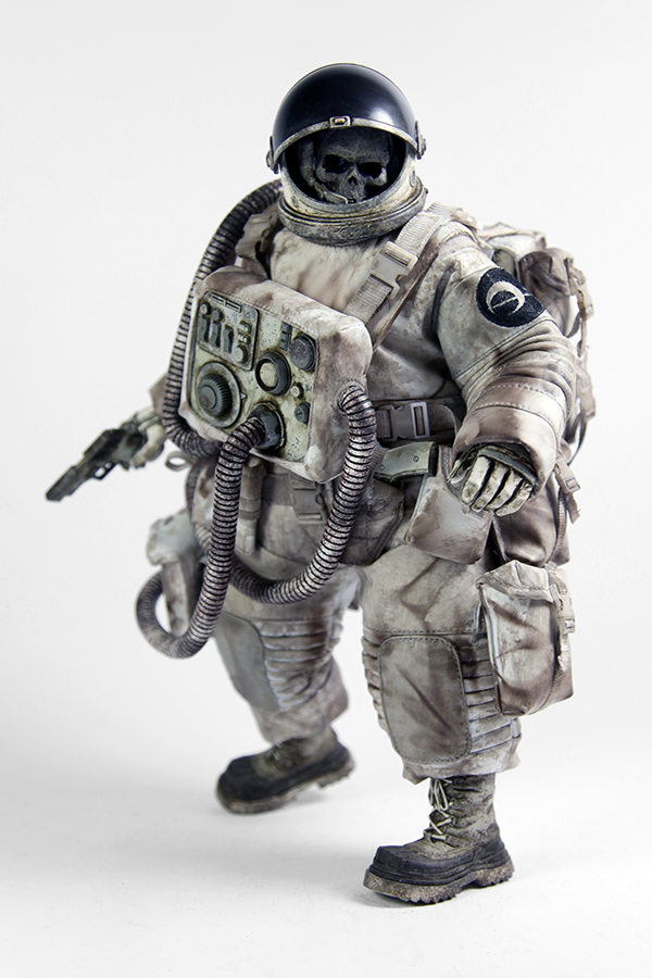 Dead Astronaut white
