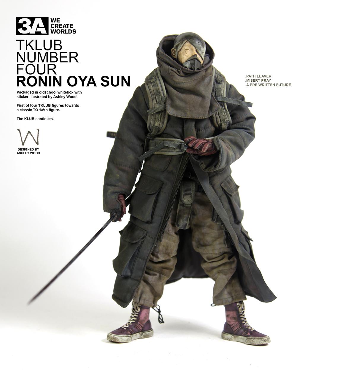 TK Ronin Oya Sun