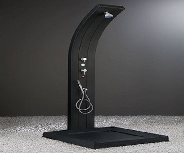Arkema Solar Powered Shower