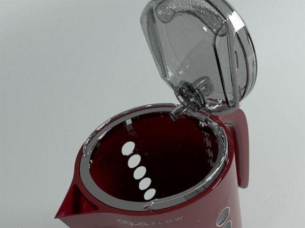 Electric Kettle Design