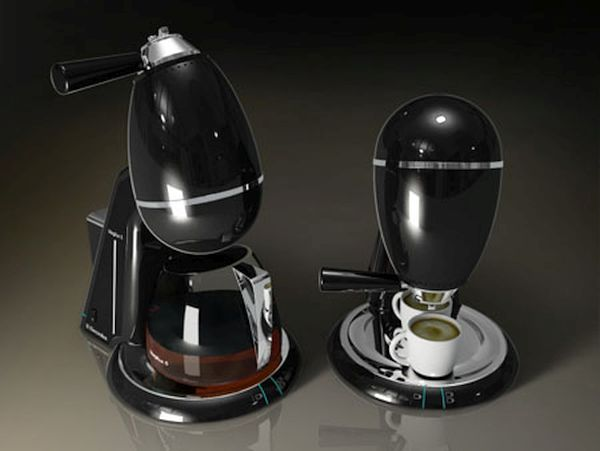 Coffee machine by Vincent Palicki