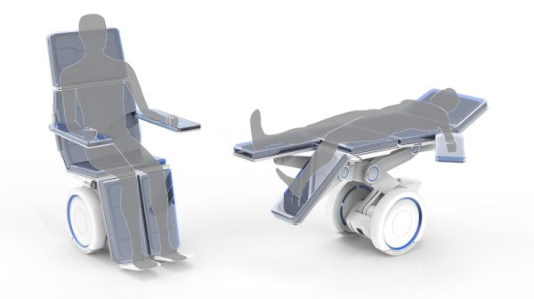 Ganymed-Autonomous surgery table (1)